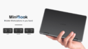 CHUWIの8インチUMPC『MiniBook』がm3-8100Yにアップグレード!展示サンプルより薄くなりデザイン・スペックともに2強に劣らない最高クラスのUMPCに変身!コスパも期待できそう
