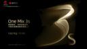 ONE-NETBOOK社驚異のハイスペックUMPC「OneMix 3S」を発表!Core i5、16GB RAM、512GB SSD(PCIe NVMe)、スペックも価格も限界突破へ!
